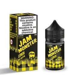 Jam Monster Salt Nic Lemon 30mL