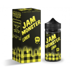 Jam Monster eJuice Lemon 100mL