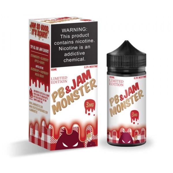 PB & Jam Monster Strawberry 100mL