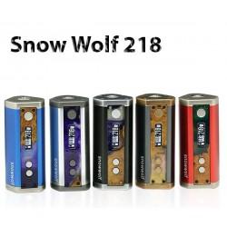 Sigelei Snow Wolf 218W TC MOD