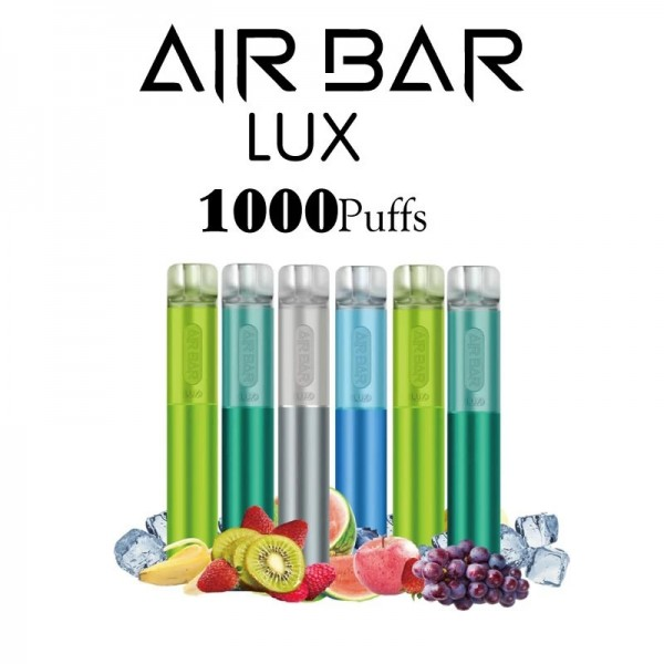 Air Bar Lux Disposable Vaporizer