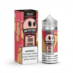 Treat Factory Strawberry Crush by Air Factory 100mL