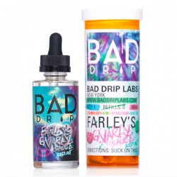 Farley's Gnarly SauceICED OUT by Bad Drip E-Liquid 60mL
