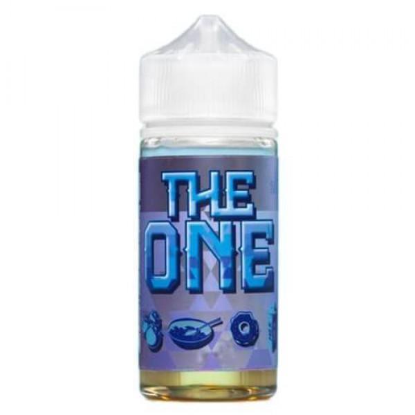 The One Blueberry e Juice by Beard Vape Co 100mL