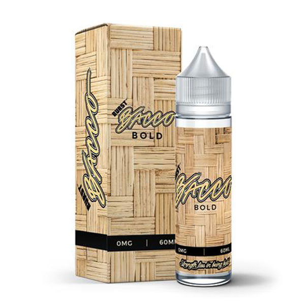 Burst Bacco E-liquid Bold 60mL