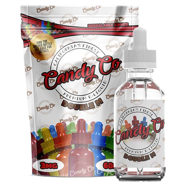 Double M By Candy Co E-liquid 60ml
