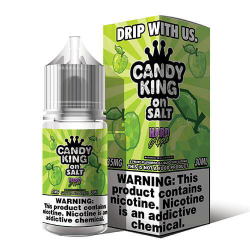 Hard Apple Salt Nic by Candy King 30ml