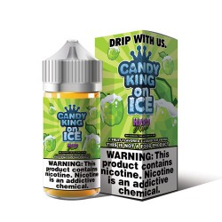 Hard Apple ICE by Candy King On ICE 100ml