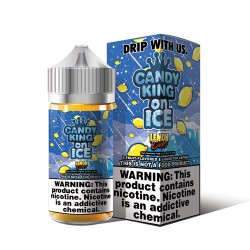 Lemon Drops ICE by Candy King On ICE 100ml