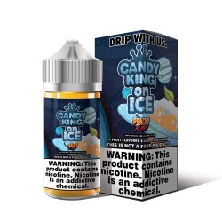 Peachy Rings ICE by Candy King On ICE 100ml