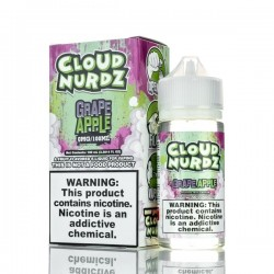 Grape  Apple by Cloud Nurdz E-liquid - 100ML