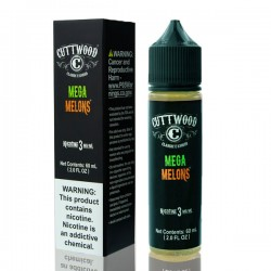 Mega Melons by Cuttwood eJuice 60mL