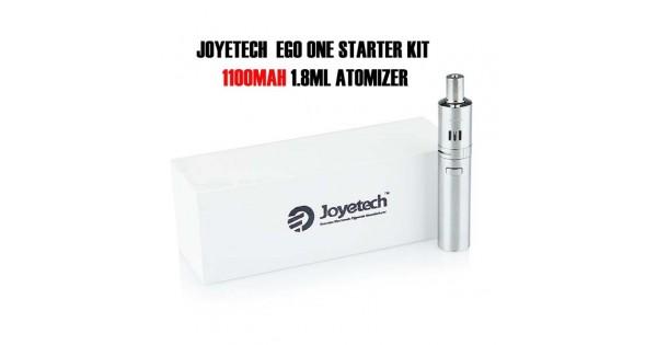 joye ego one starter kit 1100mah 1 8ml atomizer. Black Bedroom Furniture Sets. Home Design Ideas