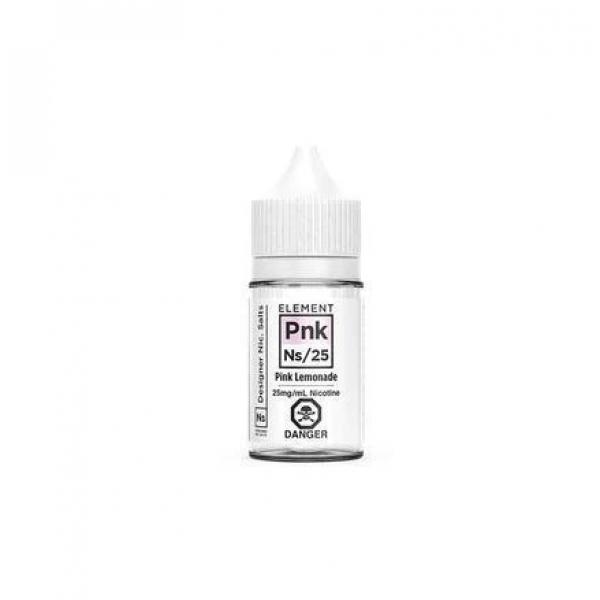 Element NS Pink Lemonade Designer Salt Nic E-liquid 30mL