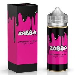 Zabba eLiquid Strawberry Zabba 100mL
