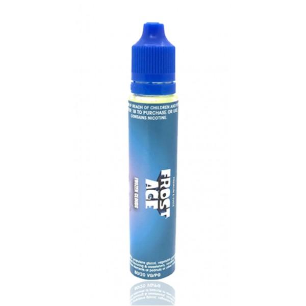 Frost Age SALT Nicotine E-Liquid by Frozen Clouds 30ml