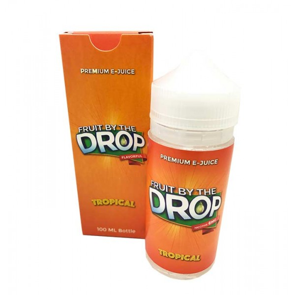 Fruit By The Drop Tropical 100mL