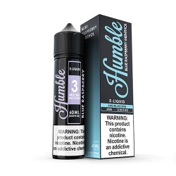 Blue Raspberry Menthol by Humble Juice Co. 60ml