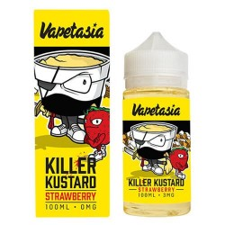Killer Kustard Strawberry by Vapetasia eJuice 60mL