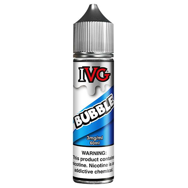 IVG Bubble Eliquid 60ml PMTA