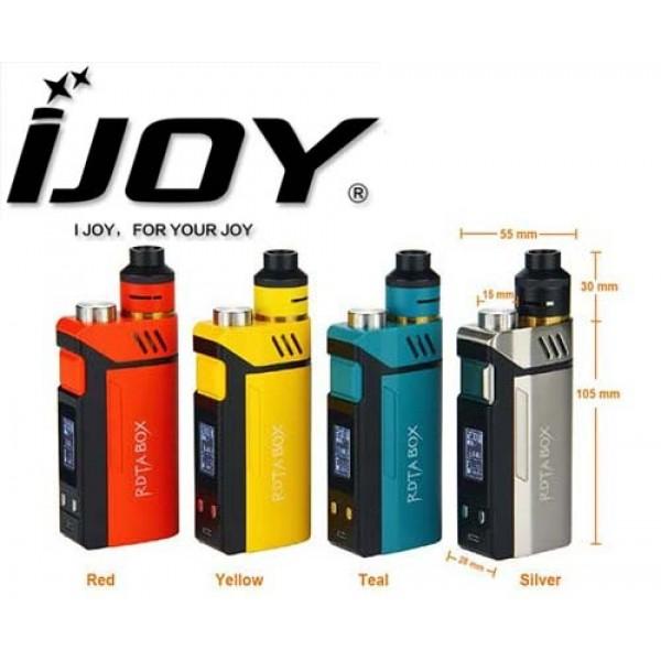 iJoy RDTA Box All-in-One 200W Full Kit