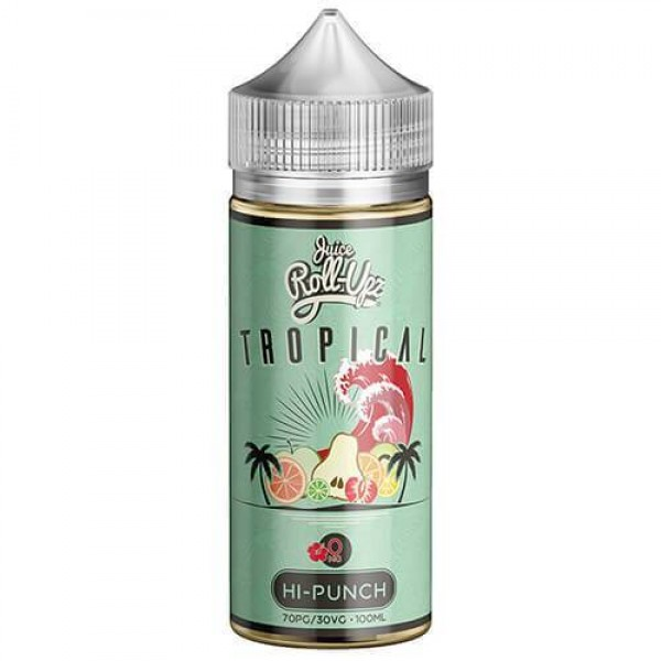 Hi-Punch by Juice Roll Upz Tropical Series 100mL