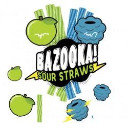 Bazooka Sour Straws