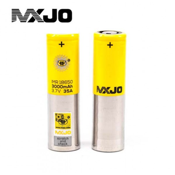 MXJO 18650 IMR 3000mah 35A Battery