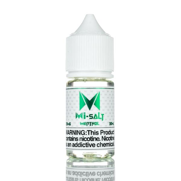 MI-SALT E-LIQUID - MENTHOL - 30ML