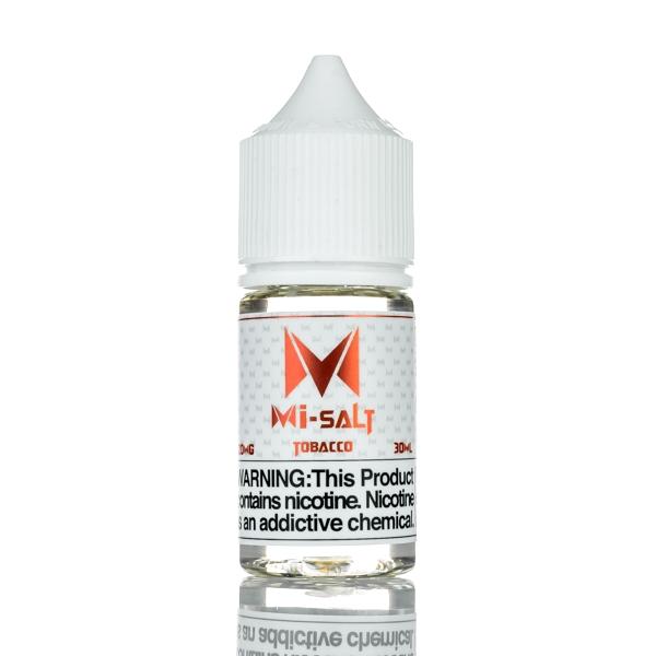 MI-SALT E-LIQUID - TOBACCO - 30ML