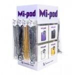 MI-POD METAL Ultra Portable Starter Kit Display Bundle