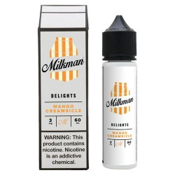 Mango Creamsicle by The Milkman 60mL
