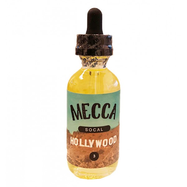 Mecca Socal Hollywood By USA Vape Lab Naked 100
