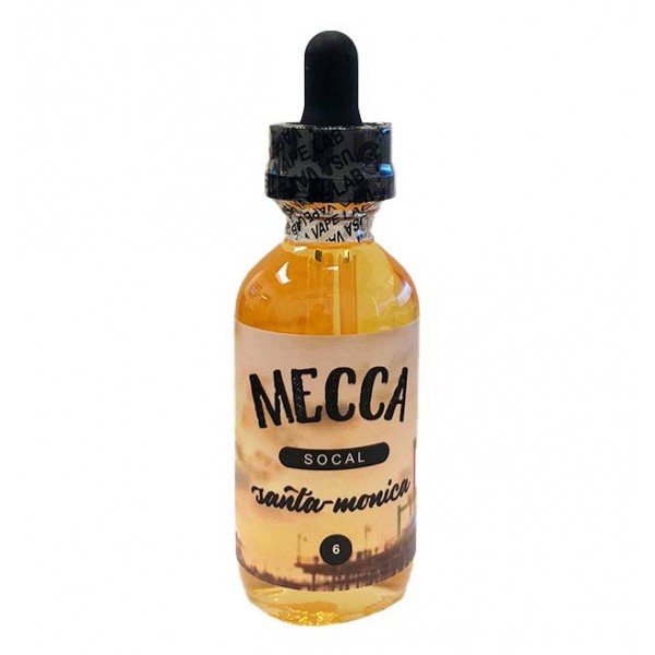 Mecca Socal Santa Monica By USA Vape Lab 60mL Naked 100
