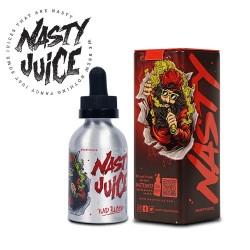 Nasty Juice Bad Blood Mix Of Blackcurrant Low Mint 60mL