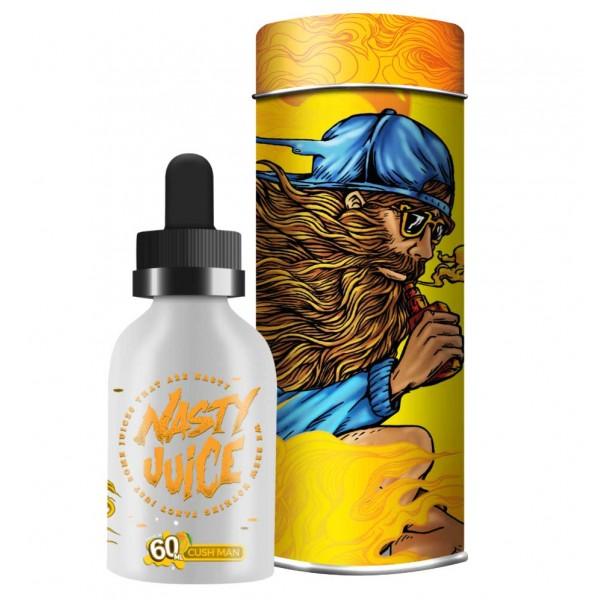 Nasty Juice Yummy Fruity Series CUSH MAN Frash Low Mint Mango 60mL