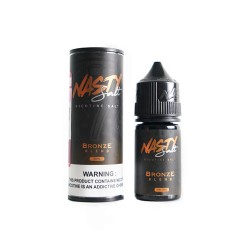 Bronze Blend Nasty Salt Nic 30mL