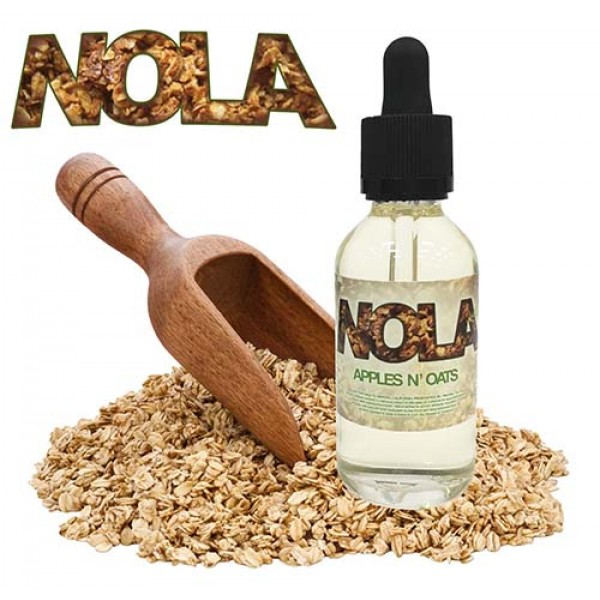 Nola Apple N Oats 60mL Ejuice