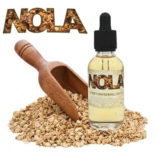 Nola Honey Marshmallow N Oats 60mL Ejuice
