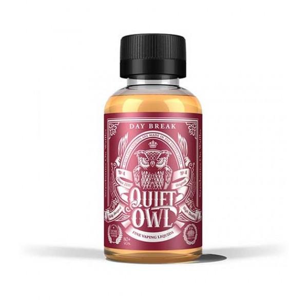 Quiet Owl DAY BREAK 60mL By Element Eliquid