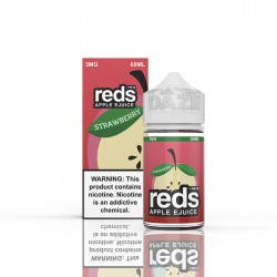 Reds E-Juice - Strawberry By 7 Daze 60ml