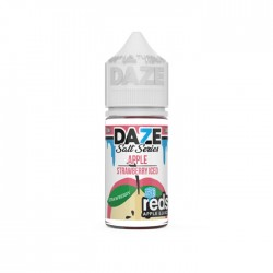 Reds Salt Nic - Strawberry Ice By 7 Daze 30ml