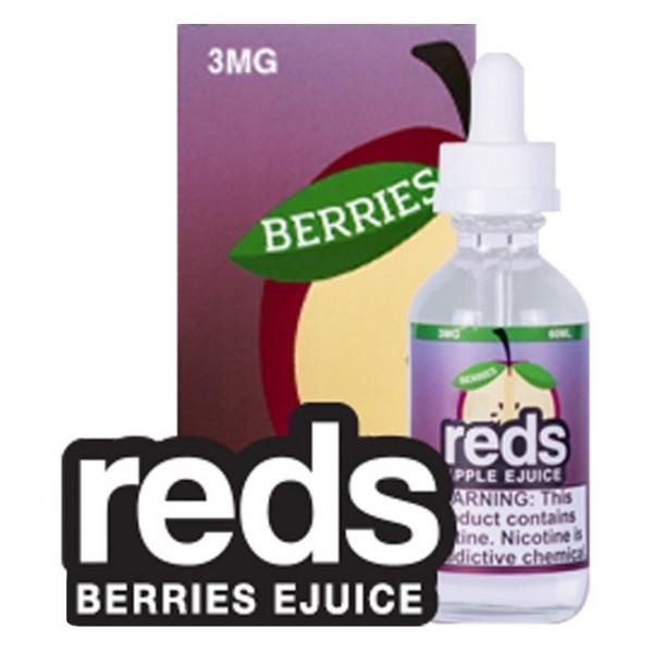 VAPE 7 DAZE Reds berries E Liquid 60mL