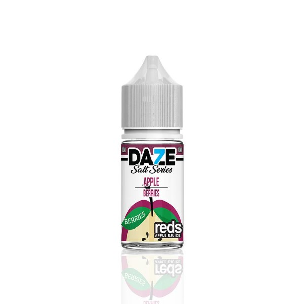 Reds Salt Nic - Berries Salt by 7 Daze 30ml