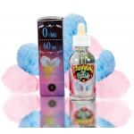 Juice Roll Upz Carnival: Blue Cotton Candy 60mL E-Juice