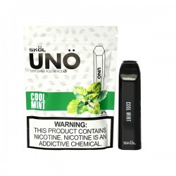 Skol Uno Disposable Kit - Cool Mint