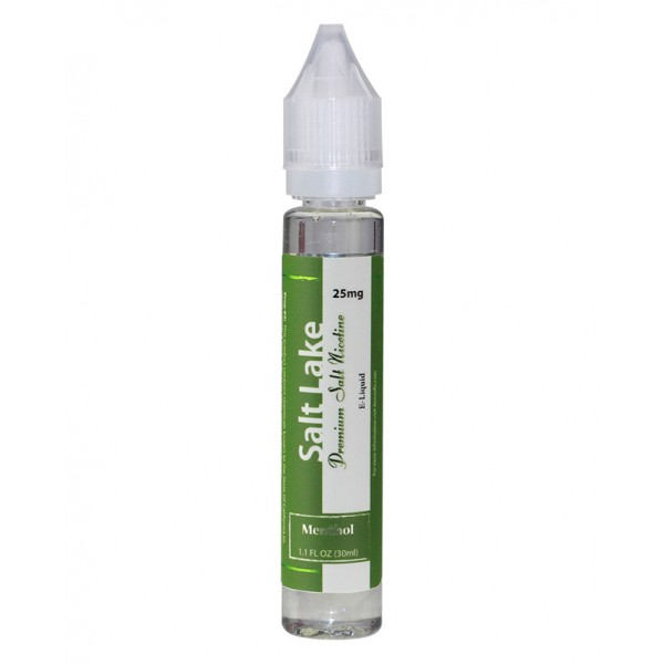 Salt Lake Menthol SaltNik 30ml 25mg And 45mg