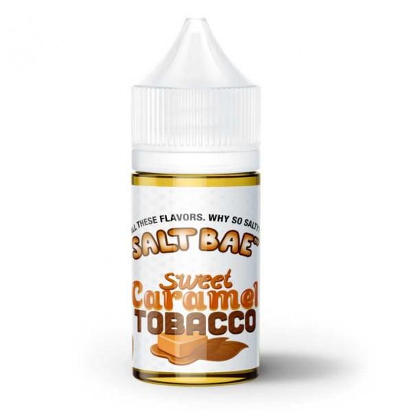 Saltbae50 Sweet Caramel Tobacco Salt Nic 30mL
