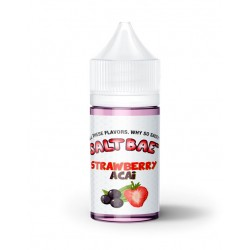 Saltbae50 Strawberry Acai Salt Nic 30mL