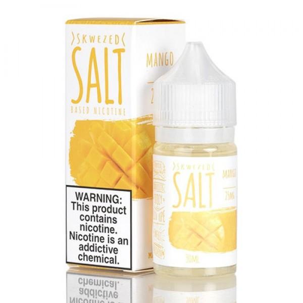 Skwezed SALT Mango 30ml